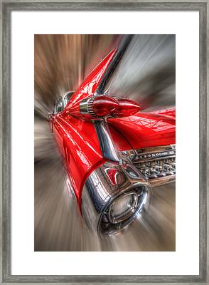 Caddy Corner  Framed Print by Nathan Wright