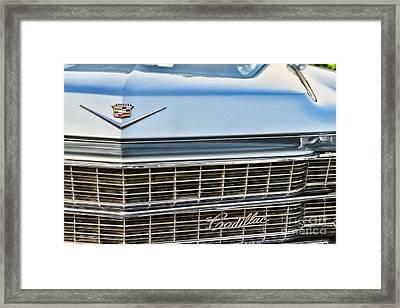 Caddy Grill Framed Print by Paul Ward