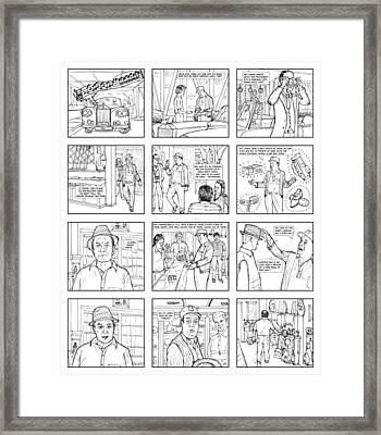 Caddyshack - Pro Shop Framed Print