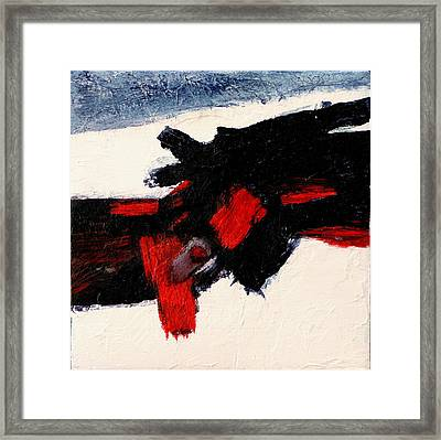 Framed Print featuring the painting Cadence by Jim Whalen