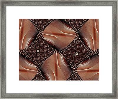 Caffeinated Framed Print