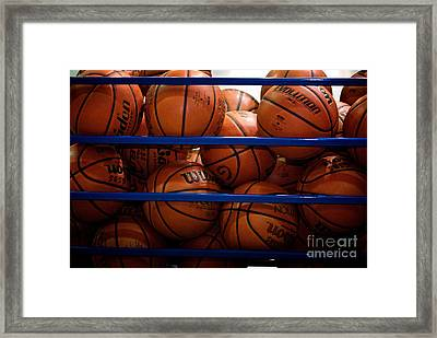 Cage Of Dreams Framed Print
