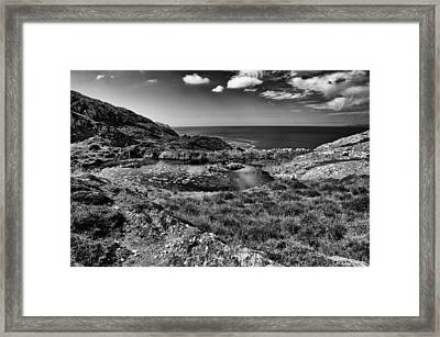 Cahergal Framed Print