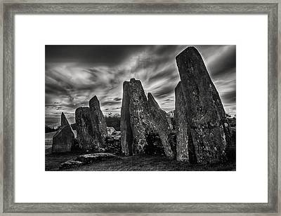 Cairn Holy 1 Framed Print by Derek Beattie