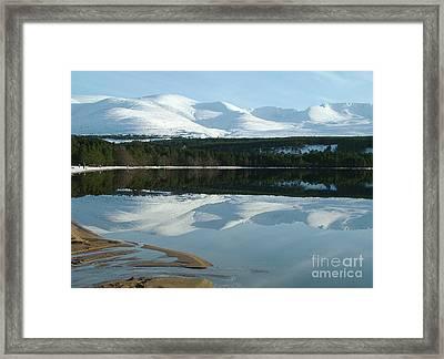 Cairngorm Winter Framed Print