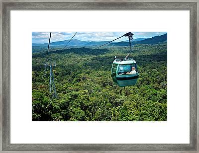 Cairns, Australia, Kuranda Rainforest Framed Print
