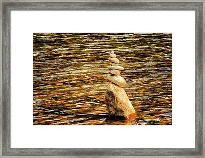 Cairns Framed Print by Tricia Marchlik