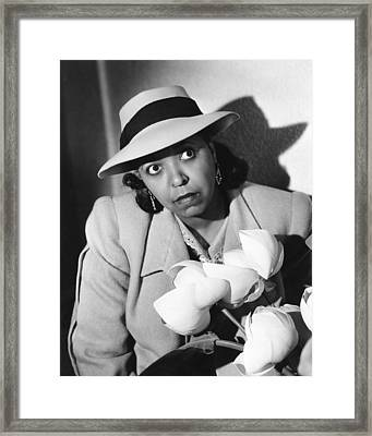 Cairo, Ethel Waters, 1942 Framed Print by Everett