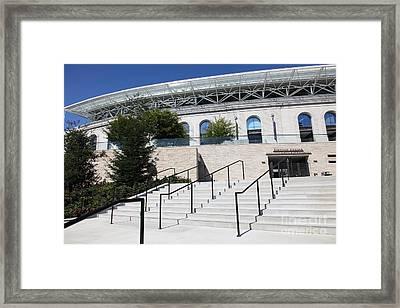 Cal Golden Bears California Memorial Stadium Berkeley California 5d24748 Framed Print