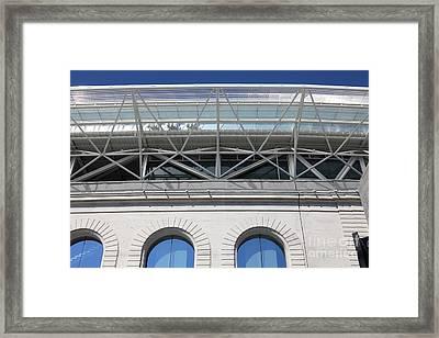 Cal Golden Bears California Memorial Stadium Berkeley California 5d24753 Framed Print