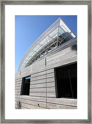 Cal Golden Bears California Memorial Stadium Berkeley California 5d24756 Framed Print