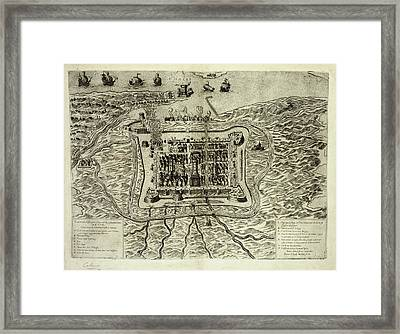 Calais Framed Print by British Library