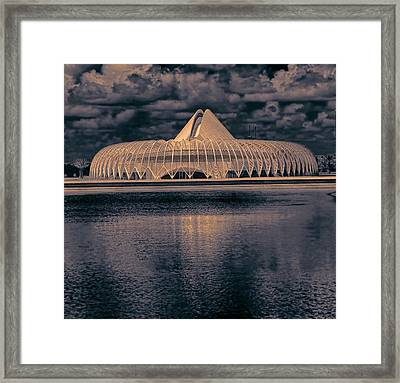 Calatrava 5 Framed Print