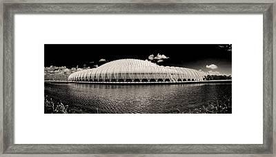 Calatrava 6 Framed Print