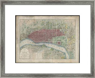 Calcutta Framed Print