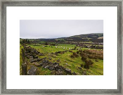 Calder Valley Framed Print
