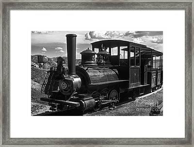 Calico Express 3 Framed Print by Paul W Faust -  Impressions of Light