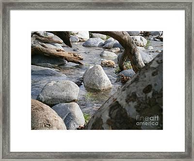 California Canyon 22 Framed Print by Drew Shourd