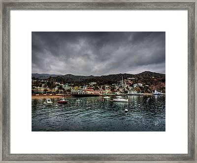 California - Catalina Island 003 Framed Print by Lance Vaughn