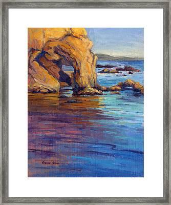 California Cruising 6 / El Matador Framed Print