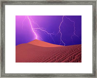 California, Death Valley National Park Framed Print by Jaynes Gallery