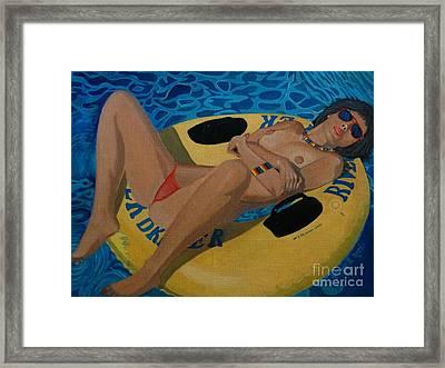 California Dreamer Framed Print by Anthony Morris
