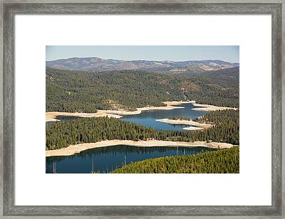 California Drought Framed Print by Ashley Cooper