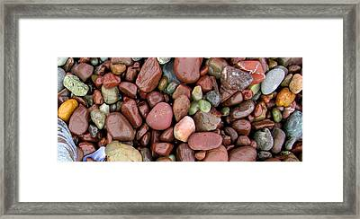 California Sand Framed Print