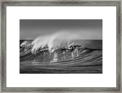 California Wave  73a2322 Framed Print
