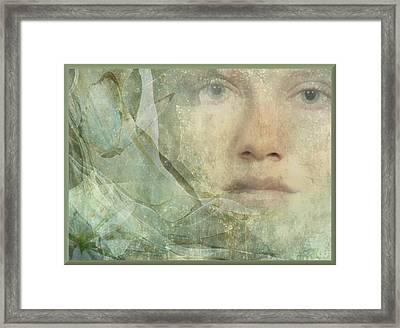 Call Of Spring Framed Print by Gun Legler