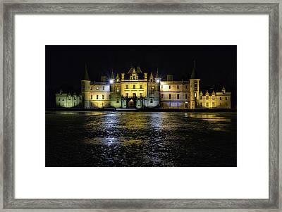 Callendar House Falkirk Framed Print