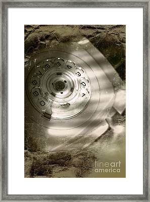 Caller Unknown Framed Print by Jorgo Photography - Wall Art Gallery