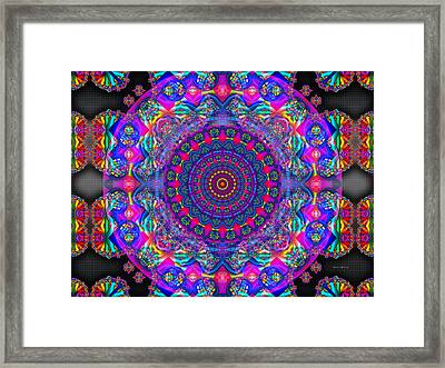 Calling All Angels Framed Print by Robert Orinski