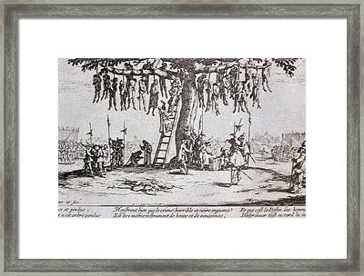 Callot, Jacques 1592-1635. The Great Framed Print by Everett