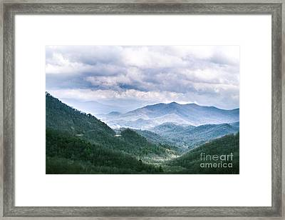 Calm After The Storm Framed Print by Michael Waters
