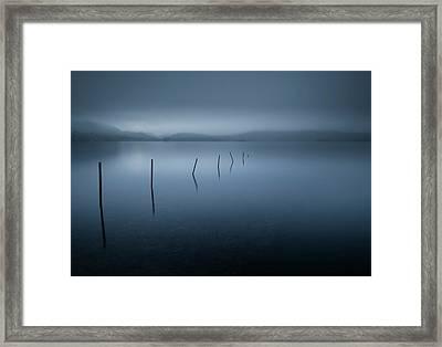 Calm Framed Print