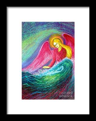 Divine Love Framed Prints