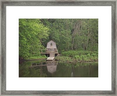 Calming  Framed Print by Lisa Weber