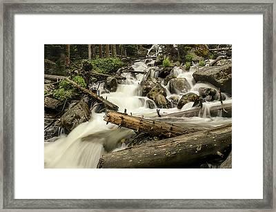 Calypso Cascades Framed Print