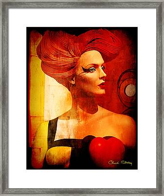 Calypso Mama Framed Print by Chuck Staley
