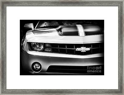 Camaro  Framed Print by Tim Gainey