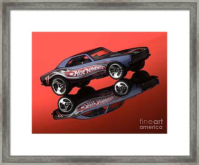 Camaro4-2 Framed Print by Gary Gingrich Galleries
