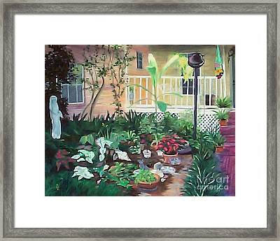 Cameron's Paradise Lost Framed Print