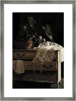 Camisole Framed Print