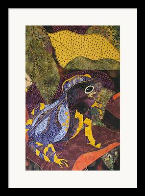Camouflaged Tapestries Textiles Framed Prints