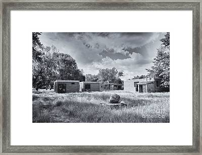 Camp 30 Number 2 Framed Print by Steve Nelson