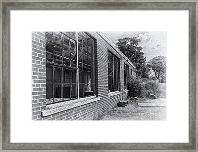 Camp 30 Number 3 Framed Print by Steve Nelson
