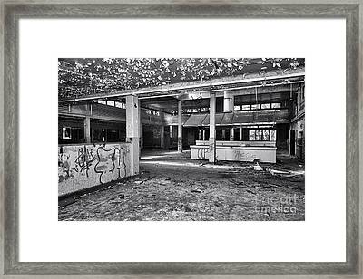 Camp 30 Number 6 Framed Print by Steve Nelson