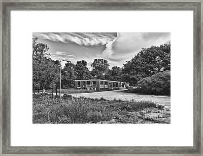 Camp 30 Number 7 Framed Print by Steve Nelson