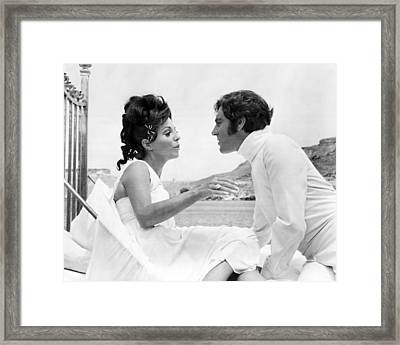 Can Heironymus Merkin Ever Forget Mercy Humppe And Find True Happiness Framed Print by Silver Screen